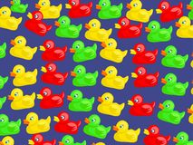 Duck wallpaper Royalty Free Stock Photography