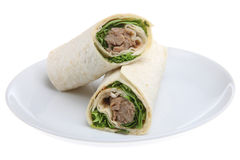 Duck Wrap Royalty Free Stock Photography