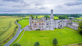Duckett`s Grove, Carlow. Ireland, Royalty Free Stock Images