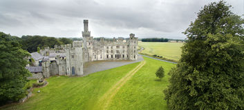 Duckett`s Grove, Carlow. Ireland, Stock Image