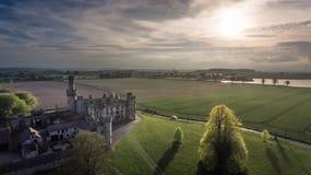 Ducketts Grove, Grafschaft Carlow irland lizenzfreies stockbild
