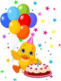 Duckling�s Birthday Royalty Free Stock Images
