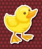duckling Royaltyfri Foto