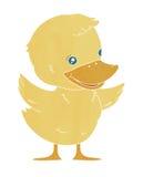 Duckling duck, baby duck Stock Image