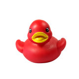 Ducky rubber Royalty-vrije Stock Afbeelding