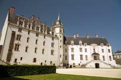 Ducs de Бретань des Château в Нанте Стоковые Изображения RF