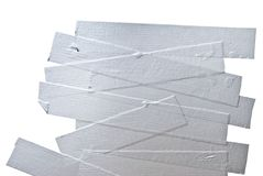 Duct tape background stock photo
