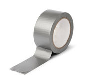Duct Tape Roll Isolated Royalty Free Stock Image