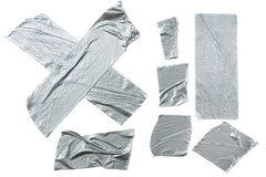 Duct Tape Strips Royalty Free Stock Images