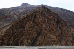 Ductile folding - Geology Stock Photos
