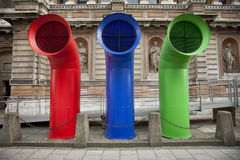 Ducts Royalty Free Stock Photography