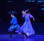 """Dude en el sueño del """"The del drama de la sueño-danza del  de seda marítimo de Road†Fotografía de archivo libre de regalías"""