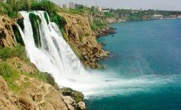 duden водопад Стоковые Изображения