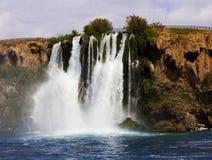 duden водопад Стоковые Фотографии RF