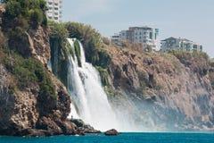 duden водопады Стоковое фото RF