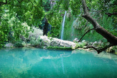 Duden, Antalya - Turkije Royalty-vrije Stock Fotografie