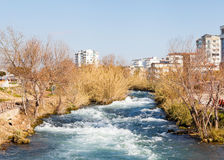 Duden River Royalty Free Stock Image