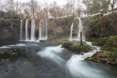 Duden vattenfall, Antalya Royaltyfria Foton