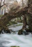 Duden vattenfall, Antalya Royaltyfria Bilder