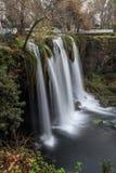Duden vattenfall, Antalya Arkivbilder