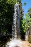 Duden waterfall in Antalya (Turkey) Stock Photo