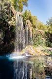 Duden Waterfall in Antalya, Turkey Stock Photography