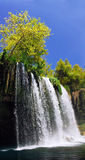 Duden waterfall in Antalya Stock Photography