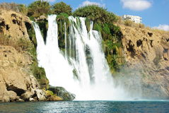 Duden waterfall Stock Images