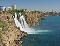 Duden waterfalls Stock Image