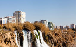Duden Waterfalls Royalty Free Stock Photography