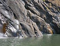 Dudhsagar cai em Karnataka India Fotos de Stock Royalty Free