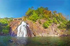 Dudhsagar falls. Stock Images