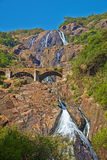 Dudhsagar falls. Stock Image