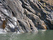 Dudhsagar Falls in Karnataka. India Royalty Free Stock Photos
