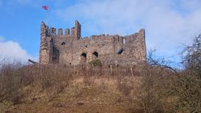 Dudley castle stock photography