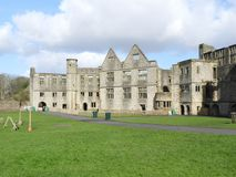 Free Dudley Castle = The Courtyard On A Sunny Day Royalty Free Stock Photos - 157991718