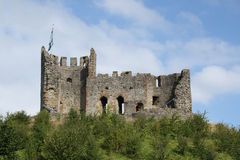 Dudley Castle West Midlands England royalty free stock photography