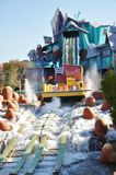 Dudley Do-Right's Ripsaw Falls, Universal Orlando