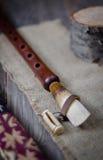 Duduk armeno Fotografie Stock Libere da Diritti