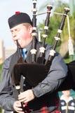 Dudziarza Szkocki Górski zgromadzenie Zdjęcia Stock