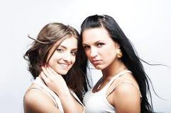 Due amiche Immagine Stock Libera da Diritti