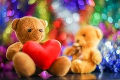 Due bambole dell'orso Immagine Stock Libera da Diritti