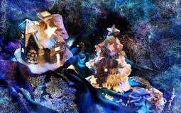 Due candelieri Fotografia Stock