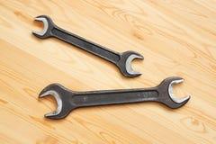 Due chiavi Immagini Stock Libere da Diritti