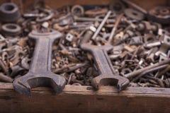 Due chiavi immagine stock libera da diritti