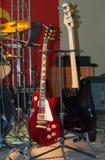 Due chitarre Immagine Stock