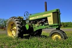 620 due cilindro John Deere Tractor Fotografia Stock