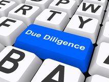 Free Due Diligence Royalty Free Stock Image - 53117696