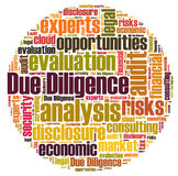 Due Diligence Stock Photos