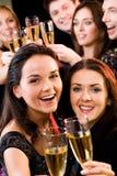 Due donne Immagine Stock